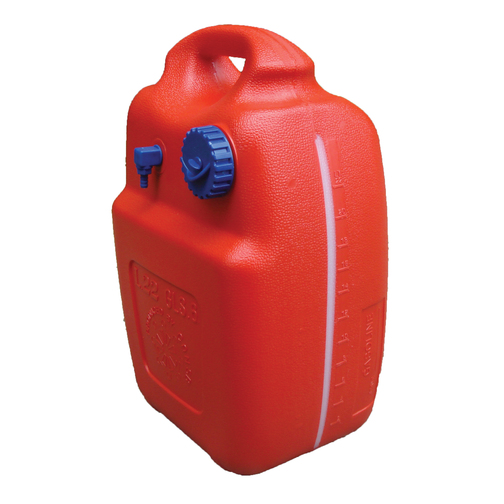 Outboard fuel tanks with reserve sheridan marine for Gas tanks for outboard motors
