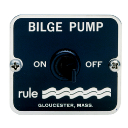 Rule 2-Way Bilge Pump Switch - 49
