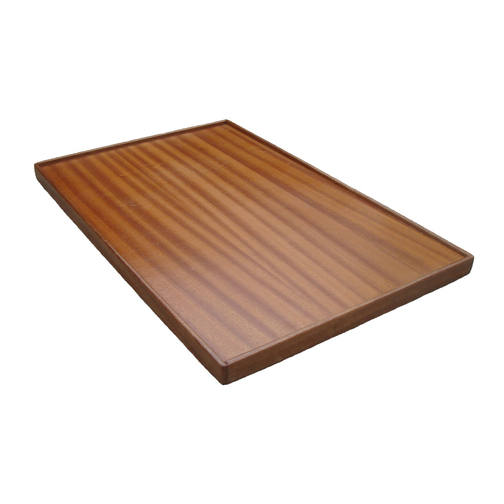 Wooden Table Top : freeman wooden table top hand made wooden table top with raised side ...