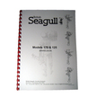 British Seagull Outboard Spares Book - Model 170/125