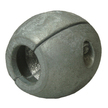"Zinc (Salt Water) 'Golf Ball' Shaft Anode - 25mm (1"")"