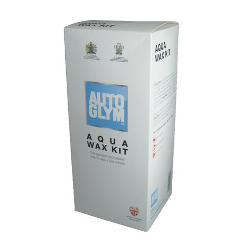 Rapid Aqua Wax Complete Kit - Autoglym