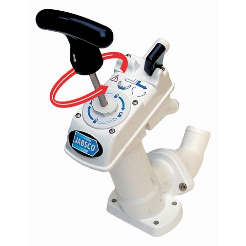 Jabsco Toilet Pump Assembly Sheridan Marine