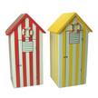 Beach Hut Money Box