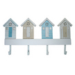 Shabby Chic Beach Hut Hook Rack