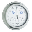 Stainless Steel In/Outdoor Barometer