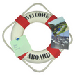 Welcome Aboard Pinboard
