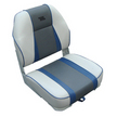 Wise Low Back Grey Helm Seat