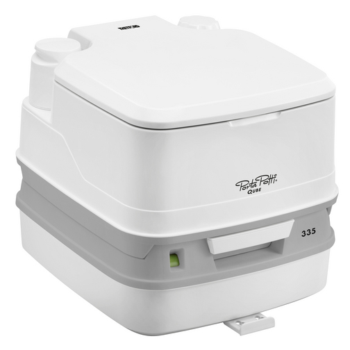 thetford porta potti qube 335 portable toilet with hold