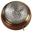 Teak Switched 165mm Cabin Light
